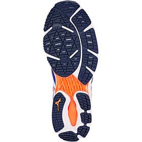Mizuno Wave Shadow 2 - Zapatillas running Hombre - azul/blanco